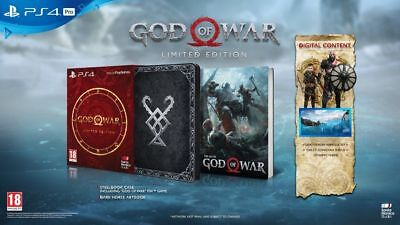 God of War – Limited Edition Ps4