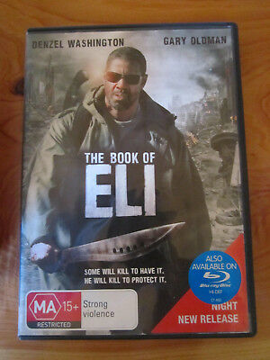 Dvd The Book Of Eli     ** Must See **