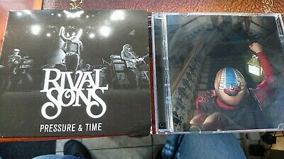 Rival Sons - Pressure and Time - 10 track cd
