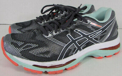 Asics Gel-nimbus 19 Gs Flash Coral/white Kids Grade School Running Shoes C706n Clothing, Shoes & Accessories Unisex Shoes