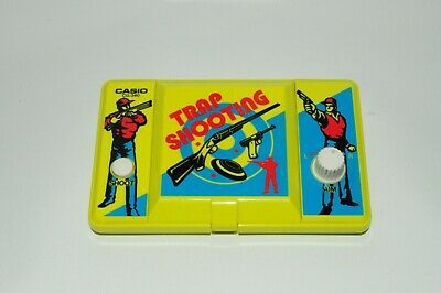 Casio Trap Shooting 1986 made in japan