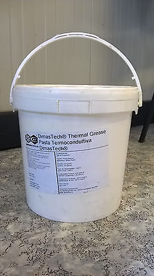 Thermal paste 5 Kg Pasta termica termoconduttiva 5 Kg