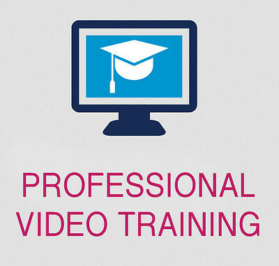 MS WINDOWS 10 - Video Tutorial Training on DVD