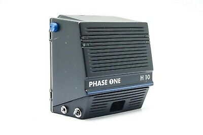 Phaseone H10 6MP Digital Back for Hasselblad V System - BU000203