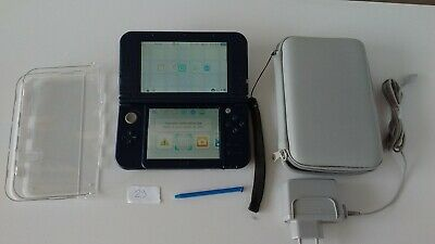 Console New 3DS XL + chargeur + stylet + Housse !!!!