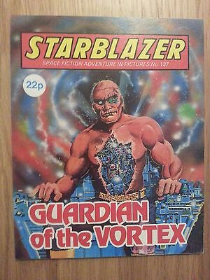 Starblazer Issue No 137 - Guardian of the Vortex