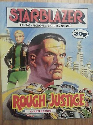 Starblazer issue No 237 - Rough Justice