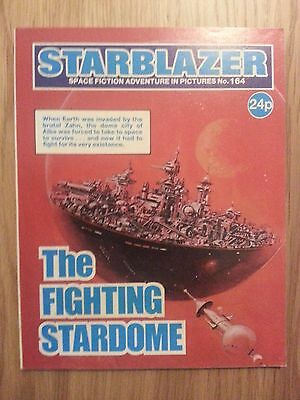Starblazer Issue No 164 - The Fighting Stardome