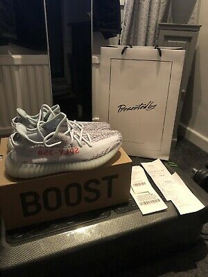 db3a144d9b3 Yeezy Boost 350 V2 Blue Tints UK Size 9 Bought From Presented By