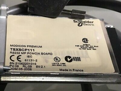 Modicon Premium TSTSC111