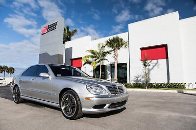 2006 S-Class S 65 AMG 2006 S65 AMG - $174K MSRP NEW - ONE OF 427 MADE - SATELLITE RADIO