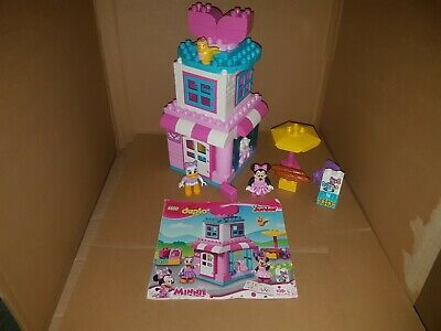 Lego Duplo 10844 Minnie Mouse Boutique 2999 Picclick Uk