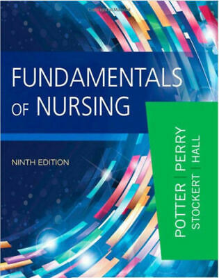 Fundamentals of Nursing 9th Edition Test Bank Only