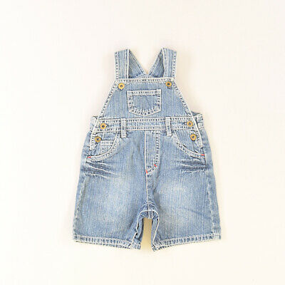 Peto color Denim oscuro marca Teddy Lu 6 Meses  521672