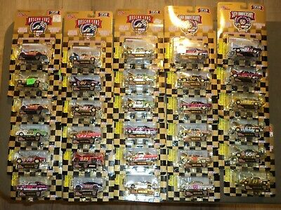 30 Racing Champions Mixed Lot Collection Cars Die Cast NASCAR 50th Anniversary