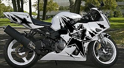 motorcycle decals MEDIEVAL TIMES-Sport bike Graphics stickers