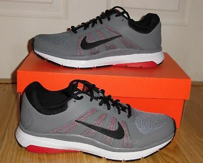 2df7ed222dd5f9 NEW Nike Dart 12 men s athletic shoes sneakers 831532 002 Size 7 8 Grey