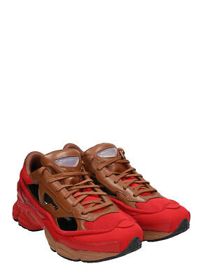 Adidas X Raf Simons RS Ozweego Replicant Red / Brown
