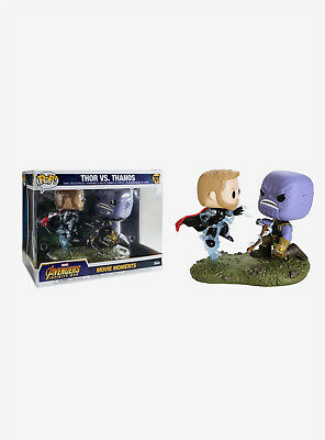 New Funko Marvel Avengers Infinity War Pop! Thor Vs. Thanos Vinyl Set Pre-order