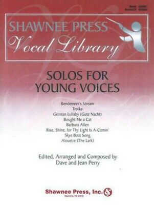 Solos for Young Voices for Classical Vocal