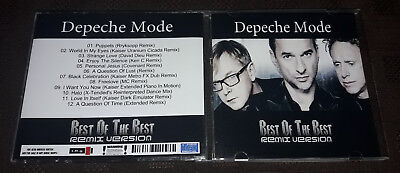 Depeche Mode - Best Of The Best (Remix Version) CD SPECIAL FAN EDITION