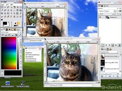 GIMP Photo Editor Professional Premium Pro Editing Image Software OS X windows