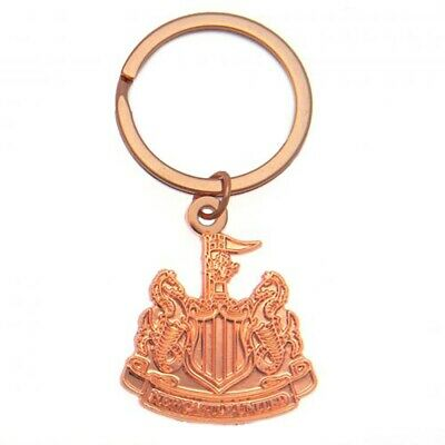 Newcastle United F.C - Copper Plated Keyring - GIFT