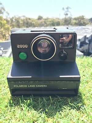 Polaroid Land Camera 2000. Refurbished and Tested. Fast Shipping