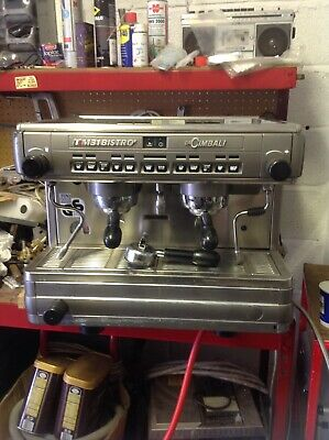 Cimballi 2 group commercial espresso machine