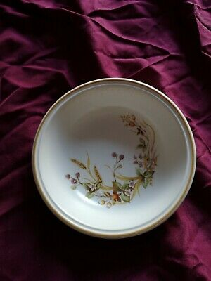 "Marks & Spencer St Michael ""harvest"" 6 3/4 Inch Bowl"