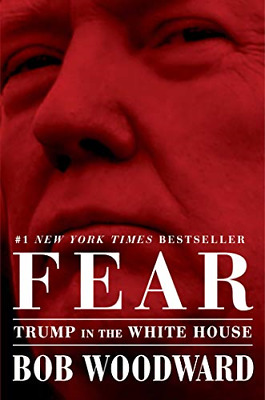 Fear Trump in The White House by Bob Woodward (2018)[eBook](PDF/EPUB/Kindle)
