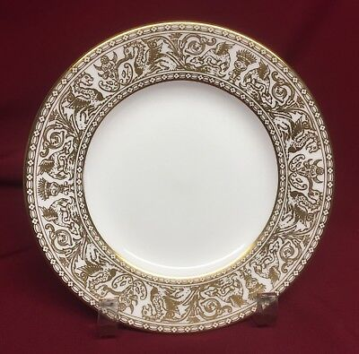 "Wedgwood Gold Florentine W4219  6"" Bread & Butter Plate"