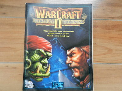 Blizzard World of Warcraft 2 tides of darkness Ultimate Strategy Guide