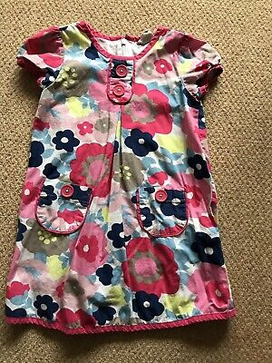 Bundle Of 4 Mini Boden Summer Dresses. Age 4-5.