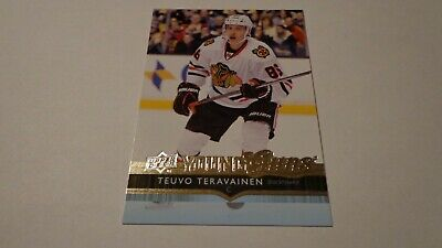 14-15 14/15 UD HOCKEY YOUNG GUNS & Canvas ROOKIE RC 201-500 U-Pick From List