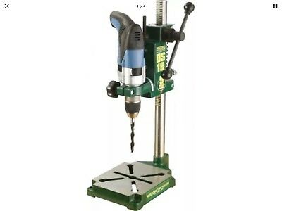 Record Power DS19 Compact Drill Stand, Refurbished, Warranty, Free Postage