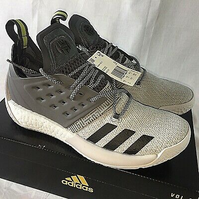 381e2556217 Adidas Harden Vol. 2 Men s Size 9 Boost Basketball Shoes Sneakers NEW AH2122