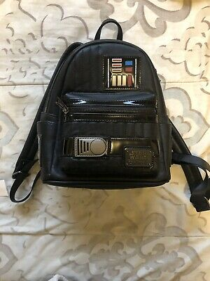 a10e5773cbc LOUNGEFLY - DISNEY STAR WARS - DARTH VADER Cosplay Mini Faux Leather ...