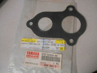 688-12414-00-00 Yamaha 75-225 Hp Thermostat Cover Gasket 688-12414-00-00