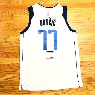 Luka Doncic signed jersey PSA DNA Dallas Mavericks Autographed NBA Mavs  Slovenia 397af23d6
