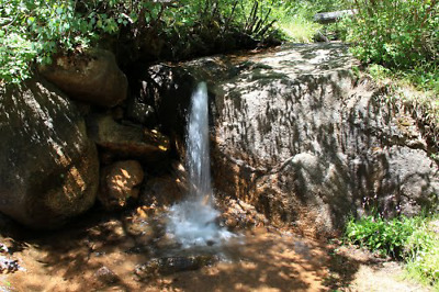 Outstanding 40 acre Placer Claim near Colorado Springs!