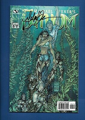 Fathom #4 Signed by Michael Turner Top Cow/Image Comics