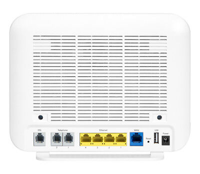 NetComm NF18ACV VDSL2/ADSL2+ Wireless AC1600 Modem Router - NBN Ready