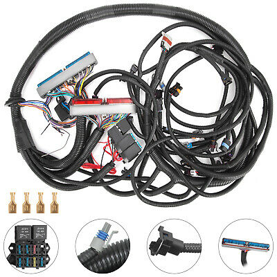 Fabulous 53 Stand Alone Wiring Harness Basic Electronics Wiring Diagram Wiring Cloud Hisonuggs Outletorg