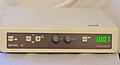 Bioscan BFC 1000 Flow Count/Flow Meter radioisotope-HPLC Detection Sys (TESTED)