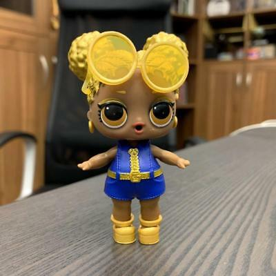 Lol Surprise Doll BIG SIS SOUL BABE Under Wrap Queen Bee Series 4 authentic