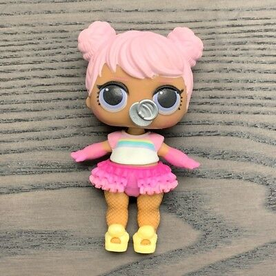 ultra rare LOL Surprise Doll WAVES Mermaid Series 3 Confetti Pop toy Authentic