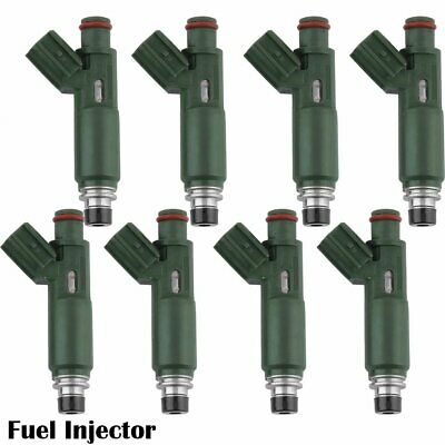 8X FUEL INJECTOR 42lb EV1 For Bosch Chevrolet Pontiac Ford