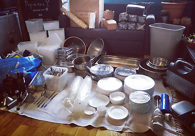 Job Lot! - Kitchen & Bar Equipment for prep and service - Perfect for a Start Up