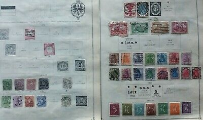 Lot of Germany Old Stamps Used/MH
